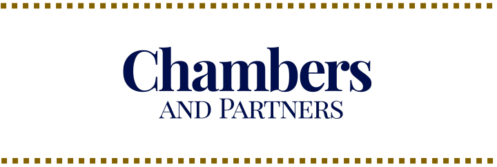 Chambers and Partners banner