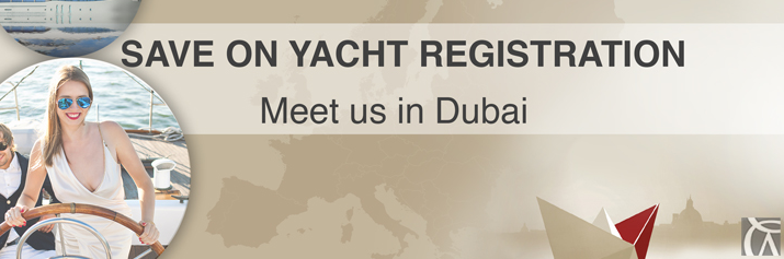 Dubai International Boat Show 2018 Banner