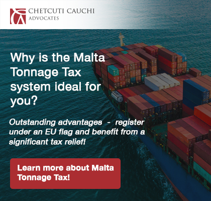 Learn more about Malta Tonnage Tax
